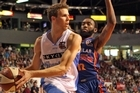 The Breakers beat Adelaide 86-73 last month. Photo / Getty Images