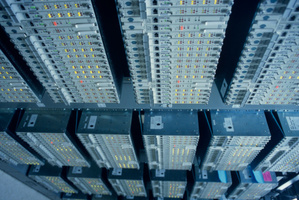 Data storage Centre, Switchers and routers
