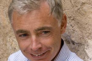 Author Eoin Colfer.