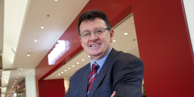 Postie Plus chief executive Ron Boskell said the company wants to double in size. Photo / Supplied