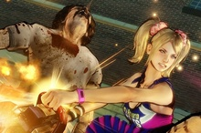 Lollipop Chainsaw brings sass, slapstick, and the pursuit of brains into your living room. Photo / Supplied 