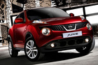 Nissan Juke. Photo / Supplied