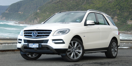 A smooth, refined performance makes the M-class SUV a winner.
