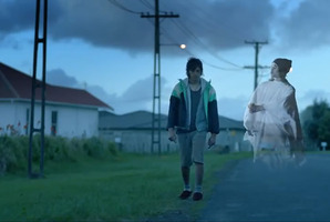 Young people now cite the Transport Agency's 'ghost chips' television advertisement when they are trying to stop peers drinking and driving, says a safety campaigner. Photo / Supplied