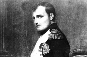 Napoleon Bonaparte sent an expedition to Australia in 1800. Photo / AP