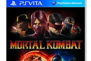 Mortal Kombat Vita. Photo / Supplied