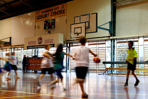 The Hamilton YMCA is keen to keep providing facilities for basketballers.  Photo / Christine Cornege