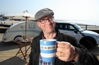 Ade Edmondson is no mug when it comes to cooking as he proves in his new television series. Photo / Supplied