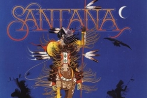 Album for Shapeshifter by Santana. Photo / Supplied