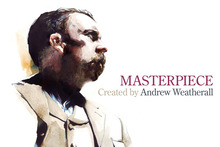 Album cover for Andrew Weatherall - Masterpiece. Photo / Supplied 