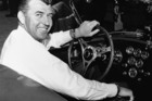 Shelby at the wheel. Photo / AP