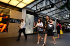 Louis Vuitton is still seeing high demand for its handbags from countries such as Brazil and China. Photo / Sarah Ivey