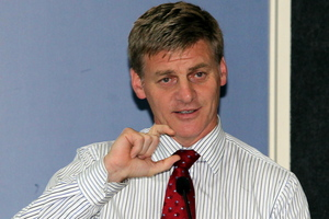 Finance Minister Bill English will deliver his fourth Budget on Thursday. Photo / APN