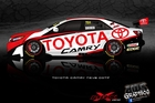 Toyota will be included in the new Gold Star V8 Touring Car series. Photo / Supplied
