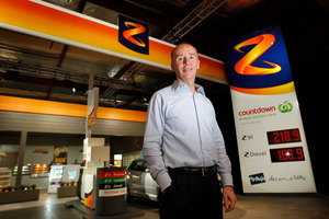 Z Energy's Mike Bennetts says scrutiny on fuel is to be expected. Photo / Sarah Ivey