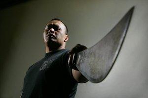 Aleni Tufuga. Photo / NZ Herald