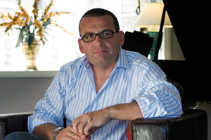 Paul Henry has jumped back into hot water for comments regarding refugees on an Australian breakfast show. File photo / Jane Ussher.