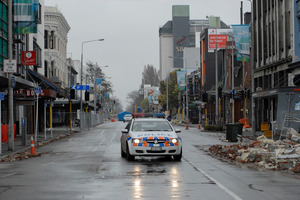The Canterbury Earthquake Recovery Authority will hold community meetings with all residents affected by today's announcement. Photo / Christchurch Star