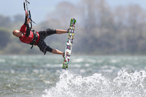 Kiteboarding. Photo / APN
