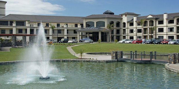 Retirement village operator Ryman Healthcare said its net profit hit a record this year. File photo