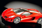 Ferrari's petrol-electric F70 will be quick, but it will also be a fuel-saver, says the company. Photo / Supplied