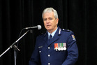 Police Commissioner Peter Marshall. Photo / Glenn Taylor