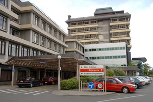 Christchurch Public Hospital. File photo / NZPA