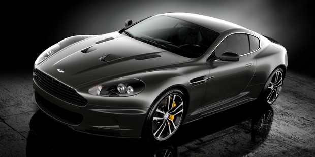 Aston Martin DBS Ultimate. Photo / Supplied