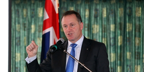 John Key. Photo / APN
