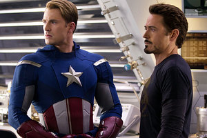 The Avengers has earnt more than $1 billion at the global box office. Photo / AP