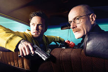 Breaking Bad's fifth and final season will end 'on a high' says the show's creator, Vince Gilligan. Photo / Supplied