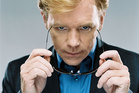 David Caruso as detective Horatio Caine in CSI: Miami.  Photo / Supplied