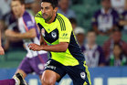 Former A-League player of the year Carlos Hernandez is bound for the Melbourne Victory exit door. Photo / Getty Images.