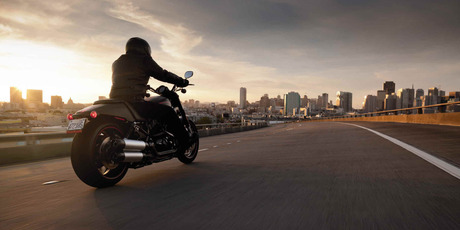 Harley sales to women in New Zealand have doubled in the past three years. Photo / Supplied