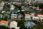 Interest rates are much lower - which means more people can afford to keep paying mortgages. Photo / Chris Skelton