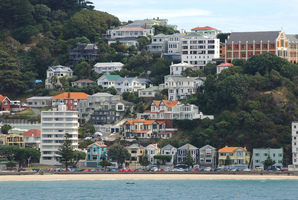 Most of the North and South Island recorded steep house price increases. Photo / Thinkstock
