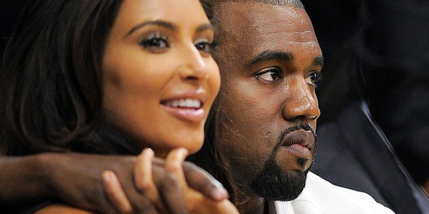 Kanye West is set to feature on the next season of Keeping up with the Kardashians. Photo / AP