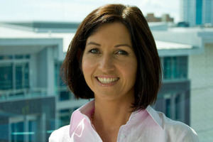Liz Fraser, IABNZ chair, says the online advertising spend continues to climb. Photo / Supplied