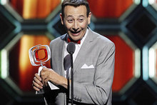 Pee-Wee's Big Adventure is Tim Burton's best film. Photo / AP