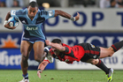 The Blues lost to the Crusaders by just one point in the opening game of the competition this season. Photo / Getty Images