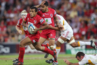 Will Genia of the Reds. Photo / Getty Images.