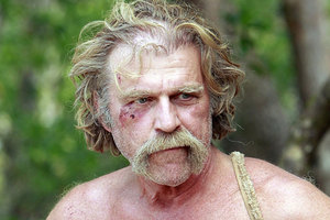 Survivor player Greg 'Tarzan' Smith was the last man to be eliminated from Survivor: One World.  Photo / Supplied