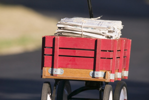 The Prime MInister has rejected criticism the Government was picking on paperboys and said he had never claimed the exemption. Photo / Thinkstock