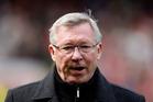 Manchester United's Sir Alex Ferguson. Photo / AP