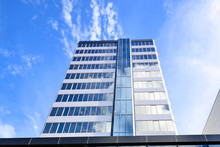 The top 12th floor is still available for lease and signage rights. Photo / Supplied