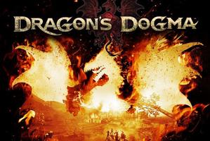 Cover for Dragon's Dogma.  Photo / Supplied
