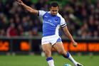 Disgraced rugby star Willie Ripia is eyeing a comeback to rugby this year. Photo / Getty Images.