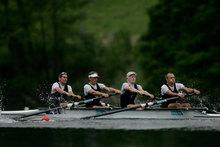 Duncan Grant, Graham Oberlin-Brown, James Lassche and Curtis Rapley. Photo / File.