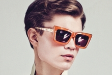 Karen Walker director Mikhail Gherman said the company had created a unique way to market its eyewear to the world. Photo / Supplied