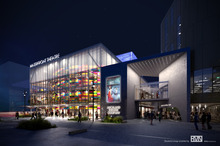 A waterfront theatre would be not only a catalyst for greater artistic endeavour but also a source of pride and inspiration for the people of Auckland. Photo / Supplied
